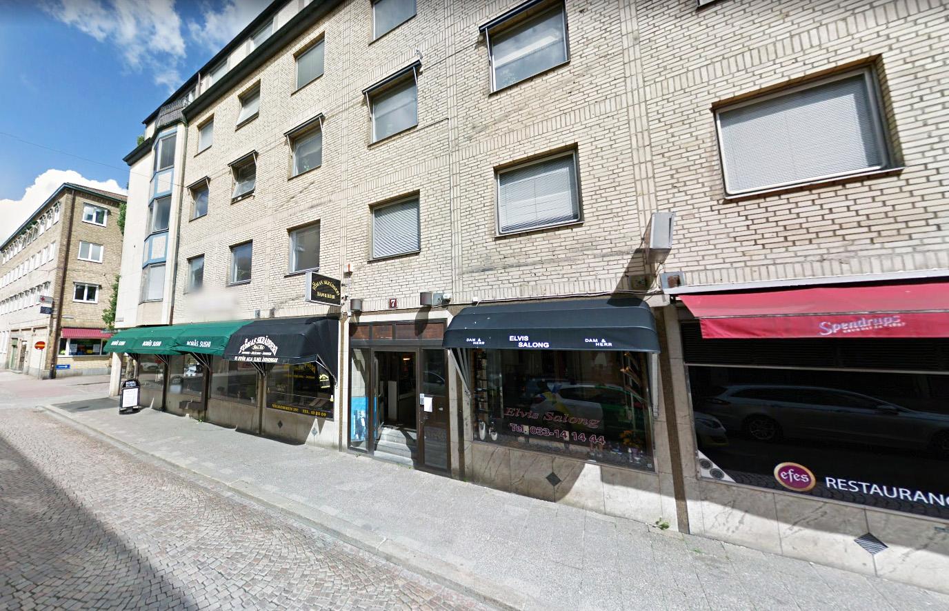 Lägenhet på Hallbergsgatan 7 i Borås